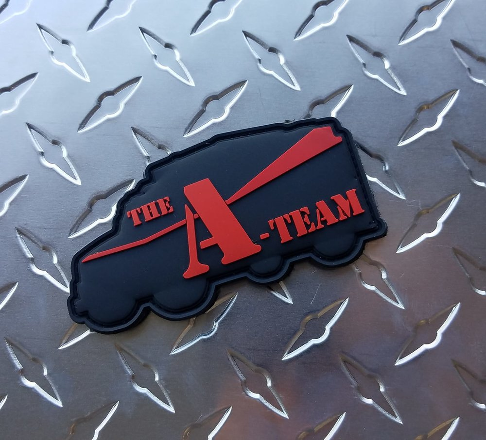 A-Team PVC patch