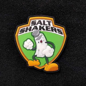 Salt Shaker Glow Patch