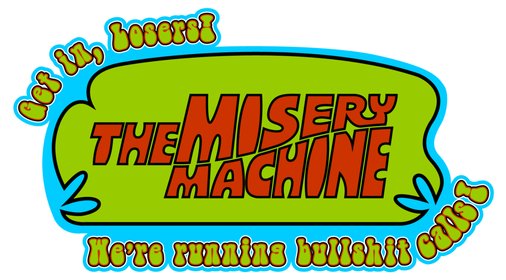Misery Machine Sticker