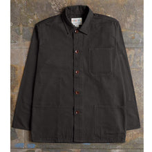 Load image into Gallery viewer, USKEES Button Work Shirt - Black