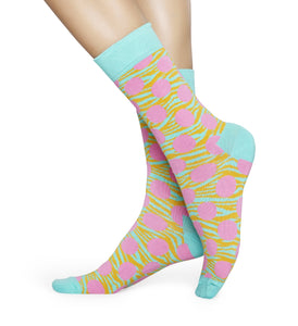Happy Socks - Womens Tiger Dot