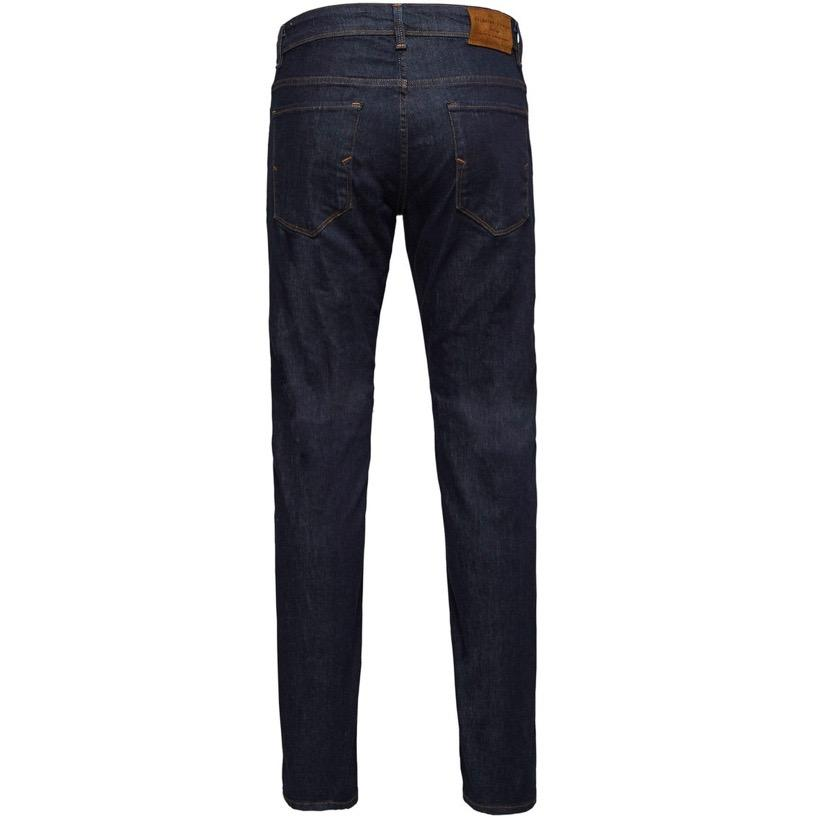 Selected Homme Straight Fit Jeans - Indigo