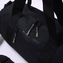 Load image into Gallery viewer, Born Essentials Barrel Bag - Black