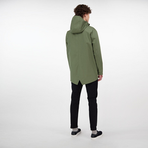 Makia Shelter Jacket - Olive Green