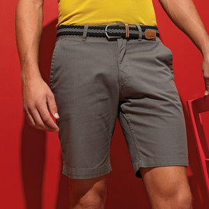 Asquith & Fox Chino Shorts - Slate