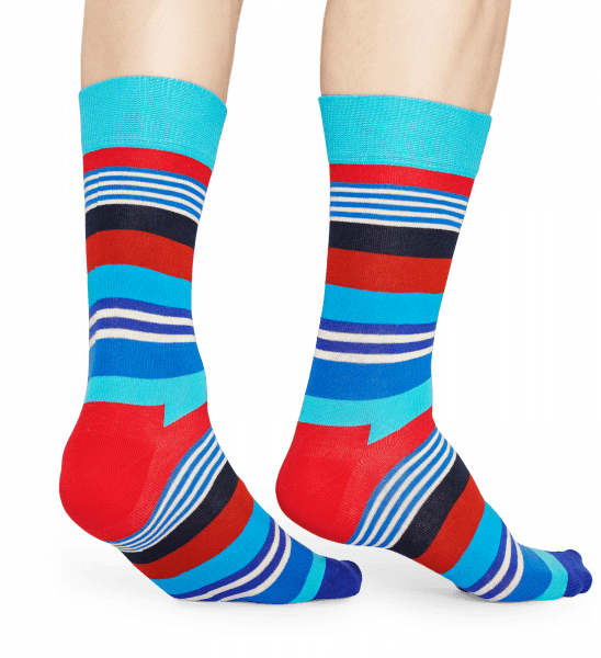 Happy Socks - Multi Stripe