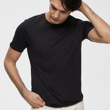 Load image into Gallery viewer, Selected Homme The Perfect Tee - Black