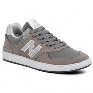 New Balance Numeric All Coast 574 - Grey/Grey