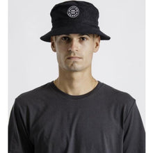 Load image into Gallery viewer, Brixton Oath Bucket Hat - Black