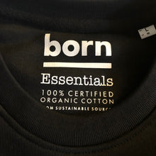 Load image into Gallery viewer, Born Essentials Organic Cotton Crew Sweat - French Navy