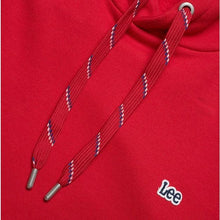 Load image into Gallery viewer, Lee Hooded Sweatshirt - Red
