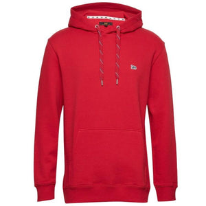 Lee Hooded Sweatshirt - Red