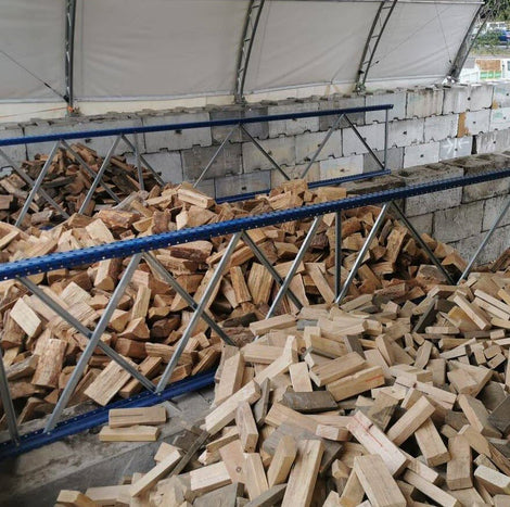 Firewood & Fire Pellets