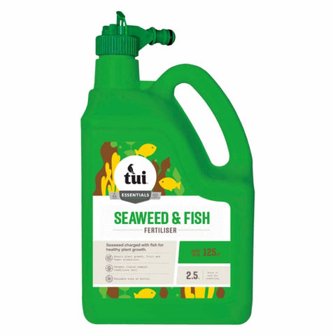 Tui Seaweed and Fish Fertiliser 2.5 Litre RTU
