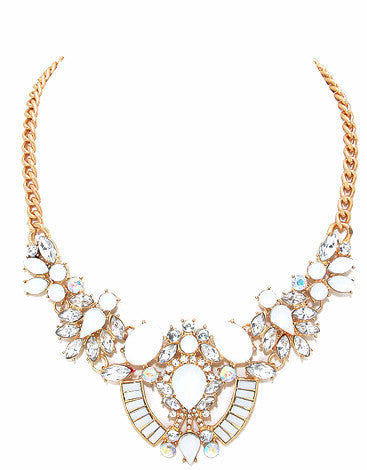 Crystal Couture Collar