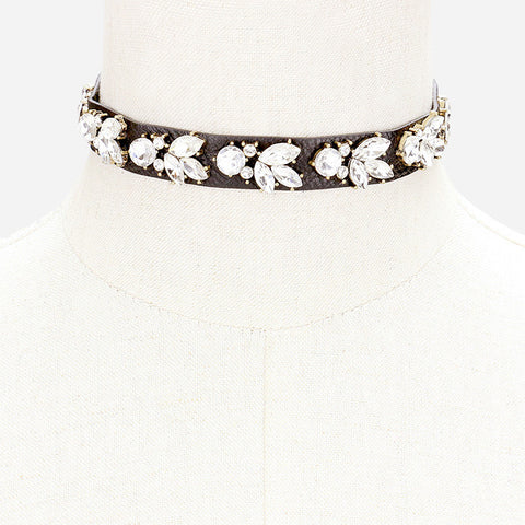Crystal Luxe Choker
