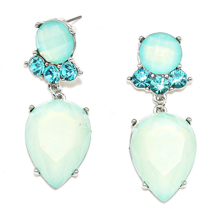 Holly Golightly Drop Earrings