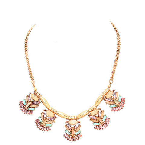 Bellini Bib Necklace