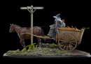 Pre-Order: Gandalf and Frodo on Cart Masters Collection Statue 1/6 Scale - The Anime And Pop Culture Studio