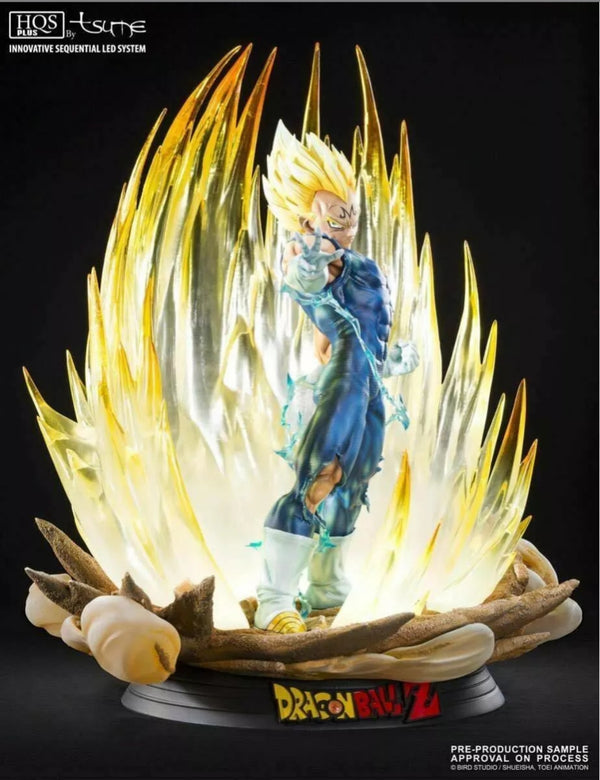 Majin Vegeta HQS+ by TSUME 1/4 Scale Statue - The Anime And Pop Culture Studio
