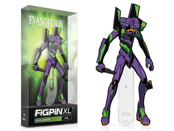 Neon Genesis Evangelion EVA Unit 01 XL - The Anime And Pop Culture Studio