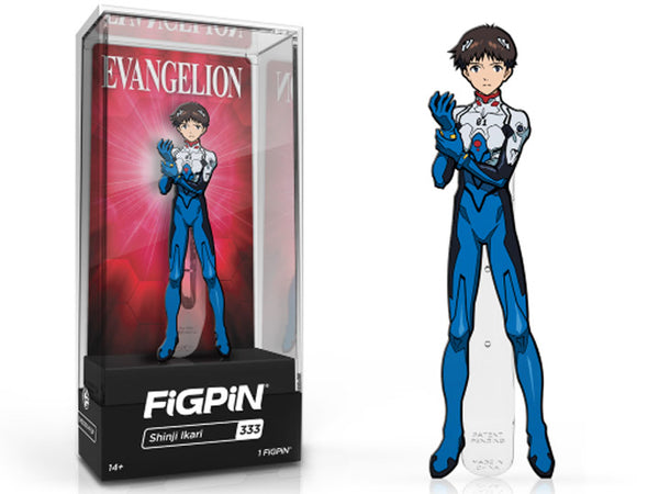Neon Genesis Evangelion Shinji Ikari - The Anime And Pop Culture Studio