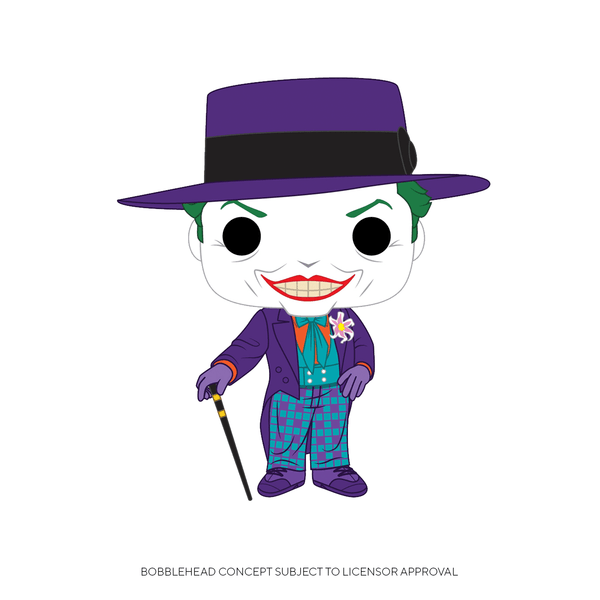 Batman 1989 Joker Pop! Funko - The Anime And Pop Culture Studio