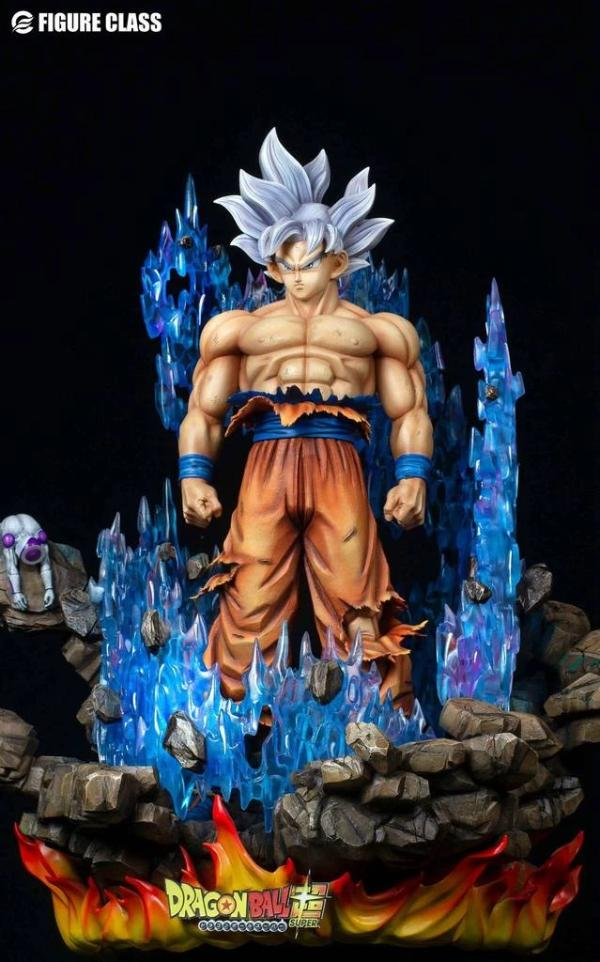Dragon Ball Super Awakened Goku Translucent Portrait Version 1/4 Scale Statue - The Anime And Pop Culture Studio