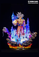 Dragon Ball Super Energy Ball Goku Translucent Portrait Version 1/4 Scale Statue - The Anime And Pop Culture Studio