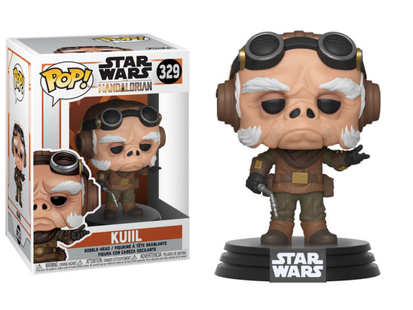Star Wars: The Mandalorian Kuiil Pop! - The Anime And Pop Culture Studio