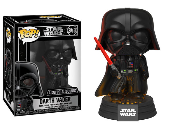Star Wars Darth Vader Electronic Pop! - The Anime And Pop Culture Studio