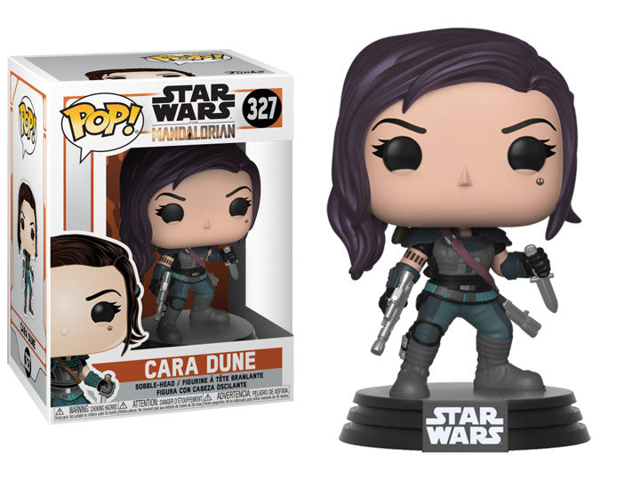 Star Wars: The Mandalorian Cara Dune Pop! - The Anime And Pop Culture Studio