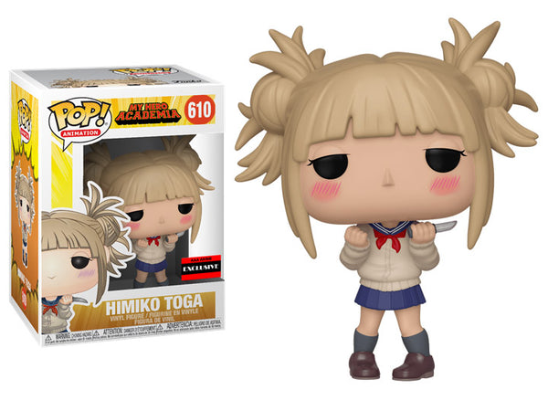 My Hero Academia Himiko Toga (Exclusive) Funko Pop! - The Anime And Pop Culture Studio