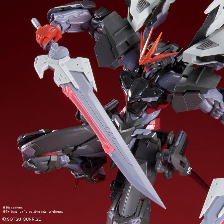Gundam Astray Noir Hi-Resolution 1:100 Scale Model Kit - The Anime And Pop Culture Studio