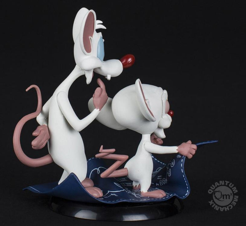 Pinky And The Brain Q-Fig - The Anime And Pop Culture Studio