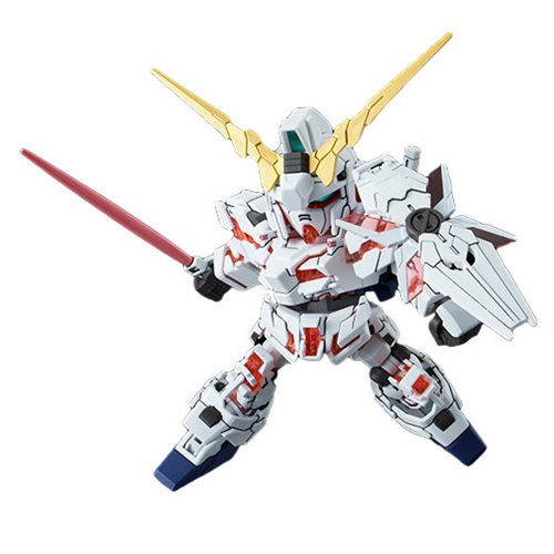 Gundam Unicorn #13 Unicorn Model Kit - The Anime And Pop Culture Studio