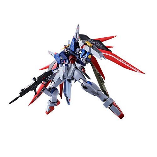 Gundam SEED Destiny Metal Robot Action Figure - The Anime And Pop Culture Studio
