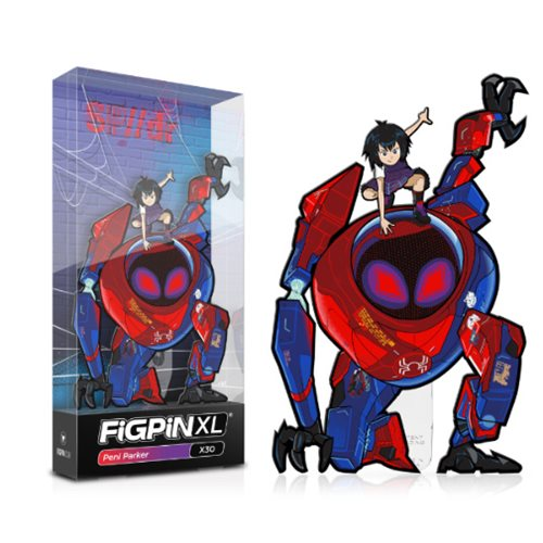Into the Spider-Verse Peni Parker FiGPiN - The Anime And Pop Culture Studio