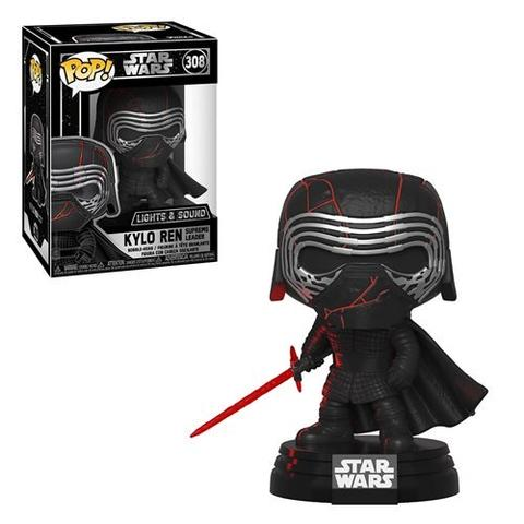 The Rise of Skywalker Kylo Ren Electronic Pop! - The Anime And Pop Culture Studio
