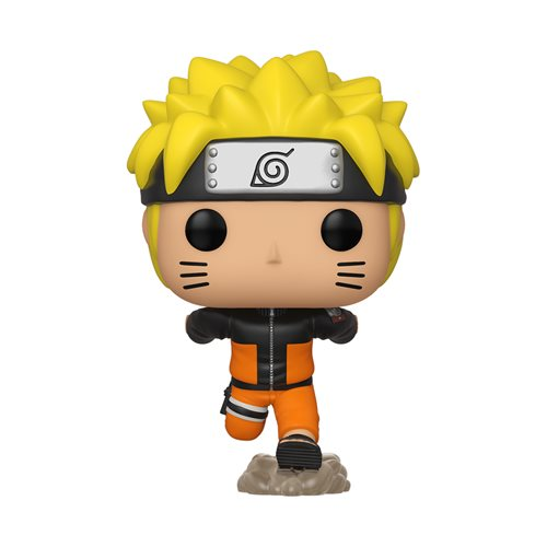 Naruto Running Pop! - The Anime And Pop Culture Studio