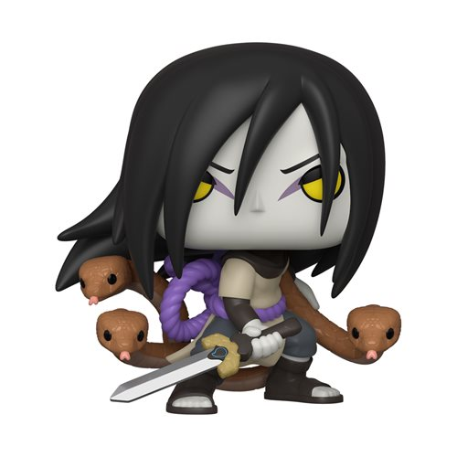 Naruto Orochimaru Pop! - The Anime And Pop Culture Studio