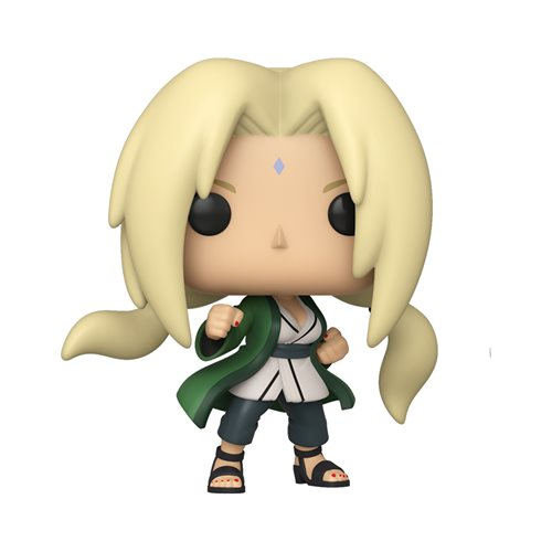 Naruto Lady Tsunade Pop! - The Anime And Pop Culture Studio