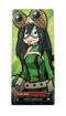 My Hero Academia: Tsuyu Asui FiGPiN Enamel Pin - The Anime And Pop Culture Studio