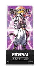 Dragon Ball FighterZ: Android 21 FiGPiN Enamel Pin - The Anime And Pop Culture Studio
