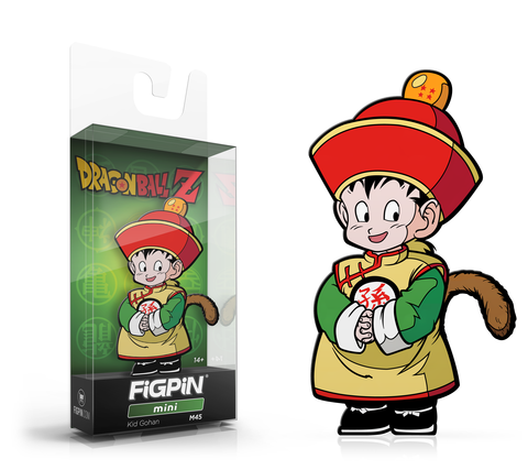 Dragon Ball Z Kid Gohan FiGPiN Mini - The Anime And Pop Culture Studio