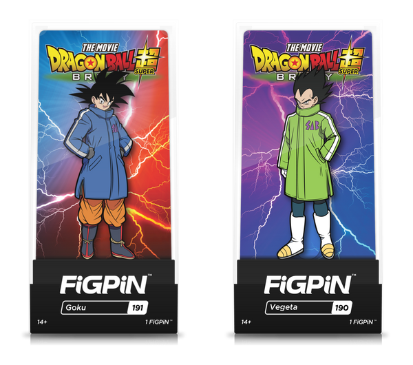 DB Super: Broly Movie FiGPiN Bundle 2 - The Anime And Pop Culture Studio