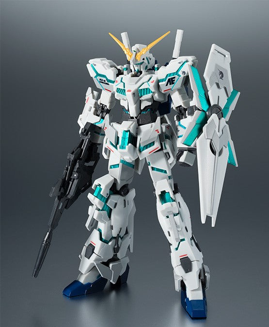 Gundam Mobile Suit Unicorn Final Battle Version Die-Cast Action Figure - The Anime And Pop Culture Studio