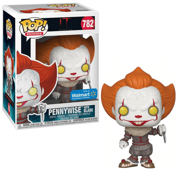IT: Chapter 2 - Pennywise (Exclusive) Pop! - The Anime And Pop Culture Studio