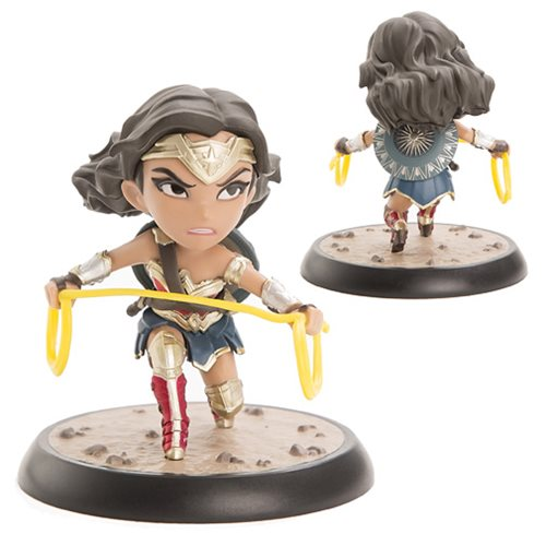 Justice League Wonder Woman Q-Fig - The Anime And Pop Culture Studio