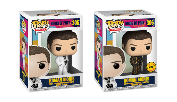 Birds of Prey Roman Sionis Pop! Collectible Card - Exclusive Chase Bundle - The Anime And Pop Culture Studio